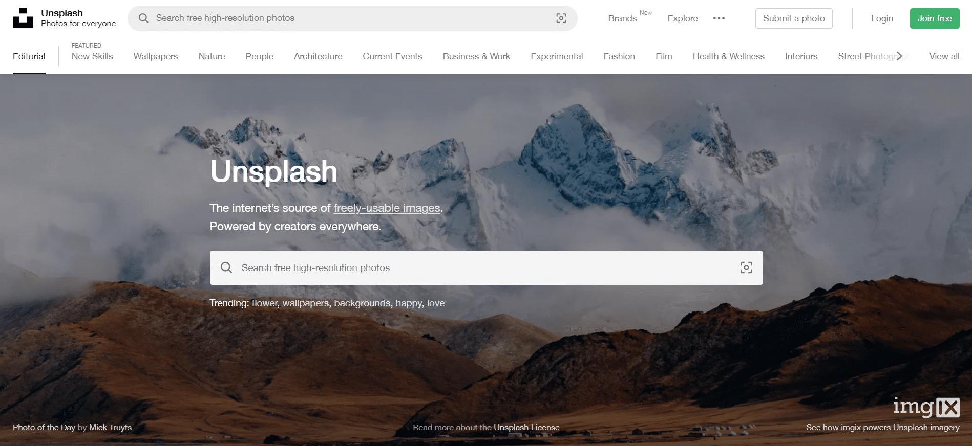 Unsplash free stock image - bigwigblogger